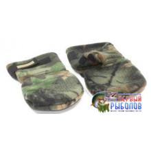 Перчатки-варежки Kosadaka Fire Wind S камуфляж