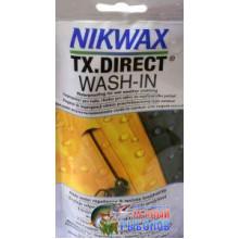 Nikwax - Водоотталкивающая пропитка для мембранных тканей TX Direct Wash-in 100мл
