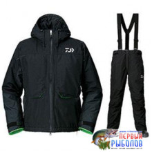 Костюм Daiwa Gore-Tex Winter Suit 1203 Black XXXL