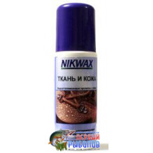 Nikwax - Водоотталкивающая пропитка для обуви Fabric & Leather